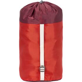 VAUDE Sioux 400 Syn Sleeping Bag dark indian red